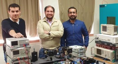 SITec Researchers combine spectroscopy technique with video-rate imaging